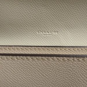 Coach Bags - COACH Slim Envelope Wallet in Crossgrain Leather